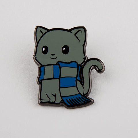 Smart Kitty Pin