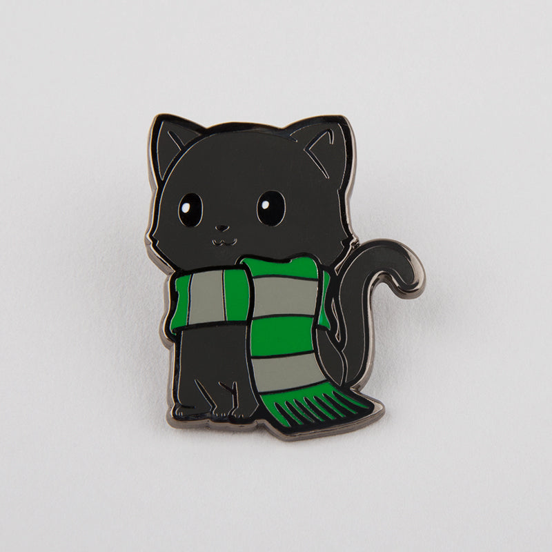 Sneaky Kitty Pin
