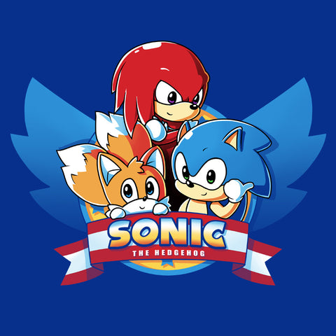 Sonic & Tails & Knuckles