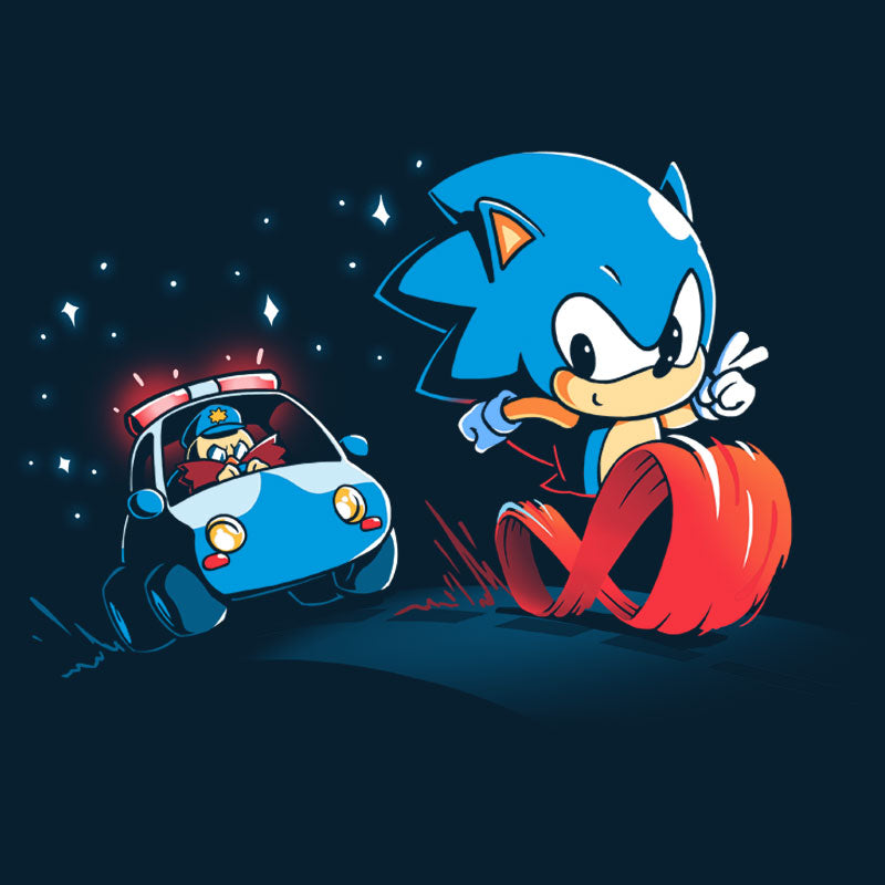 Speeding Ticket T-Shirt Sega TeeTurtle