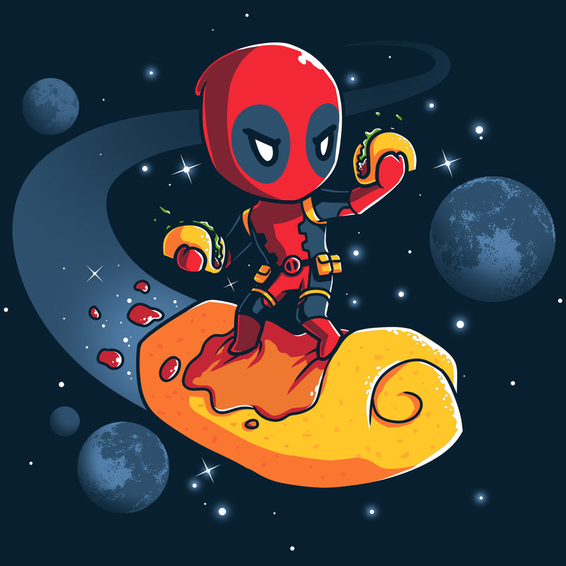 Space Tacos T-Shirt Marvel TeeTurtle