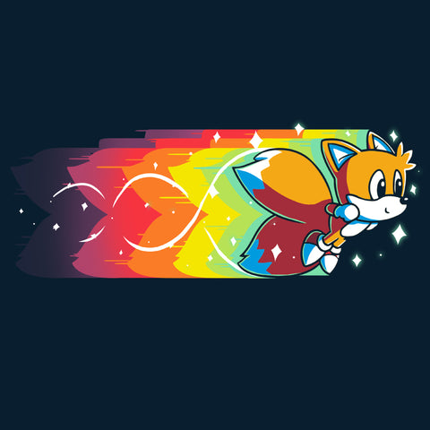Speed of Flight T-Shirt Sega TeeTurtle
