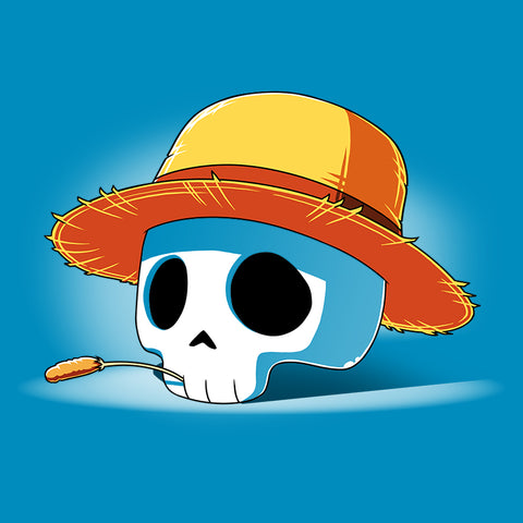 Straw Hat T-Shirt TeeTurtle