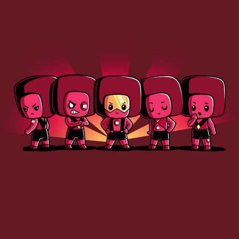 Hit the Diamond (The Rubies) T-Shirt TeeTurtle