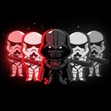 The Dark Side T-Shirt Star Wars TeeTurtle