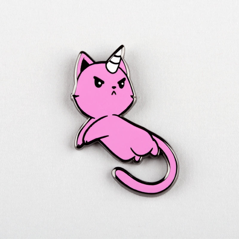 The Magical Kittencorn Pin