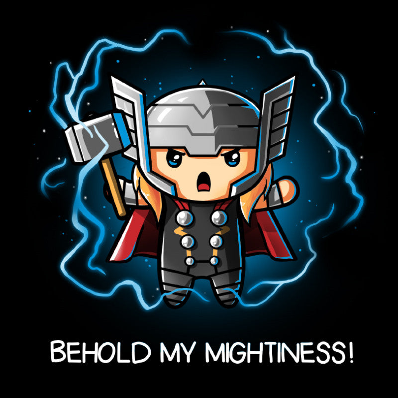 The Mighty Thor shirt TeeTurtle