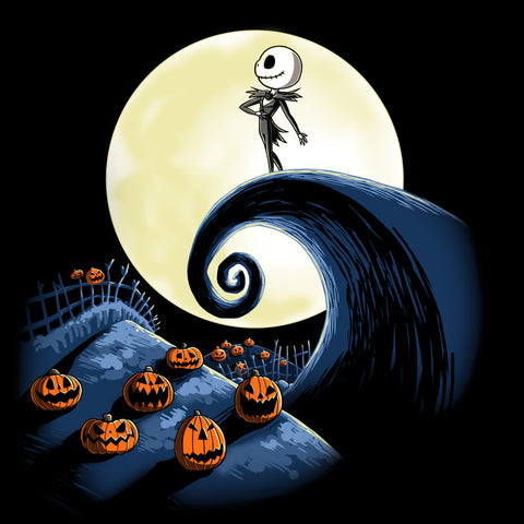 Disney The Nightmare Before Christmas T-Shirt TeeTurtle