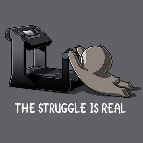 Cardio Fail t-shirt TeeTurtle