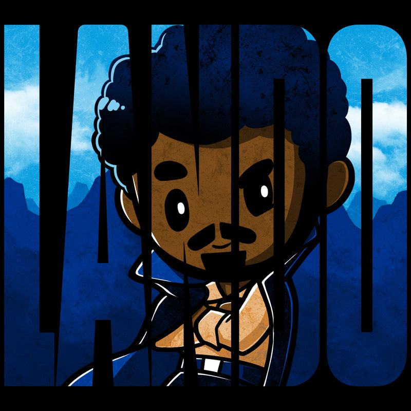 They Call him Lando T-Shirt Star Wars TeeTurtle