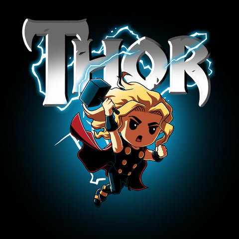 Thor Shirt T-Shirt Marvel TeeTurtle
