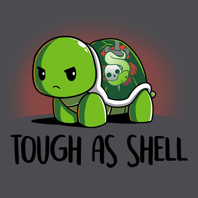 Tough As Shell T-Shirt TeeTurtle
