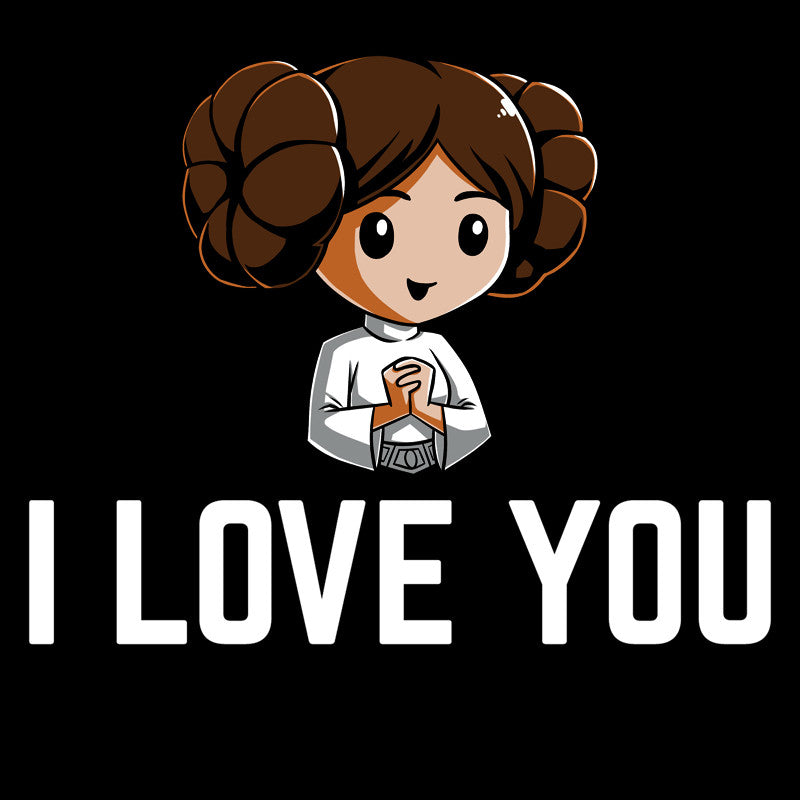 Image result for leia i love you