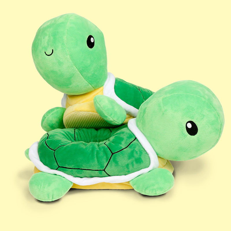 Turtle Slippers TeeTurtle
