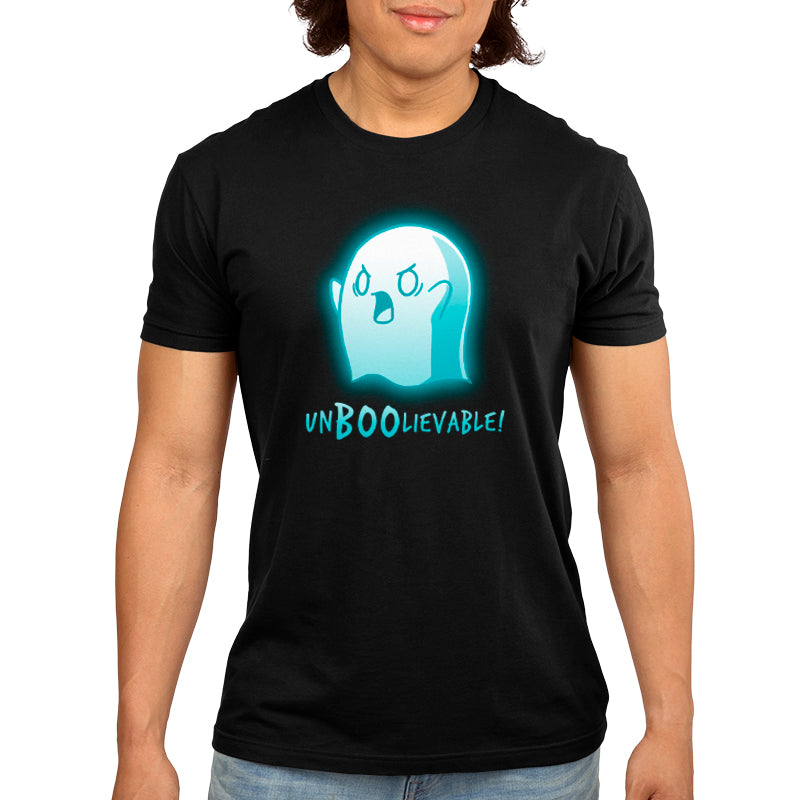 Un-Boo-Lievable Men's T-Shirt Model TeeTurtle