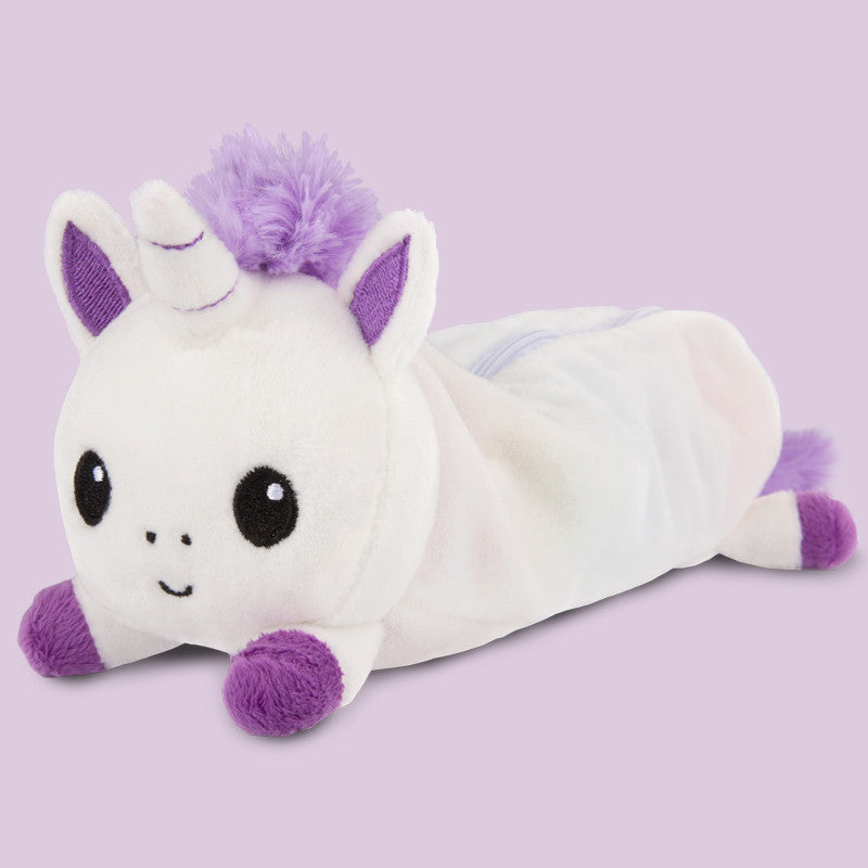 Unicorn Pencil Case Plushie TeeTurtle Minis