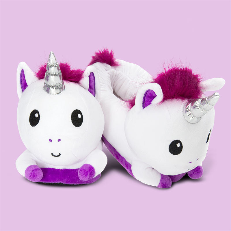 Unicorn Slippers TeeTurtle
