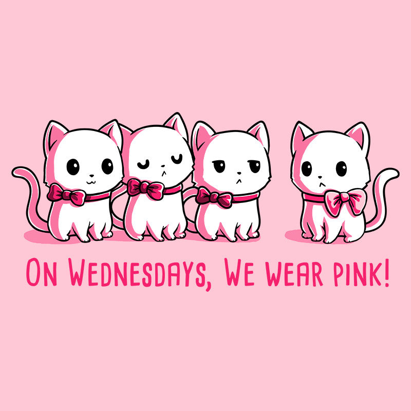 Wednesdays T-Shirt Mean Girls TeeTurtle