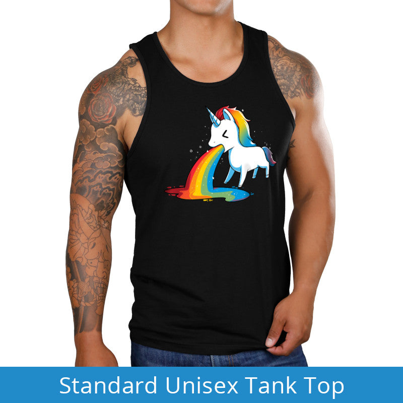 Where Rainbows Come From Tank Top