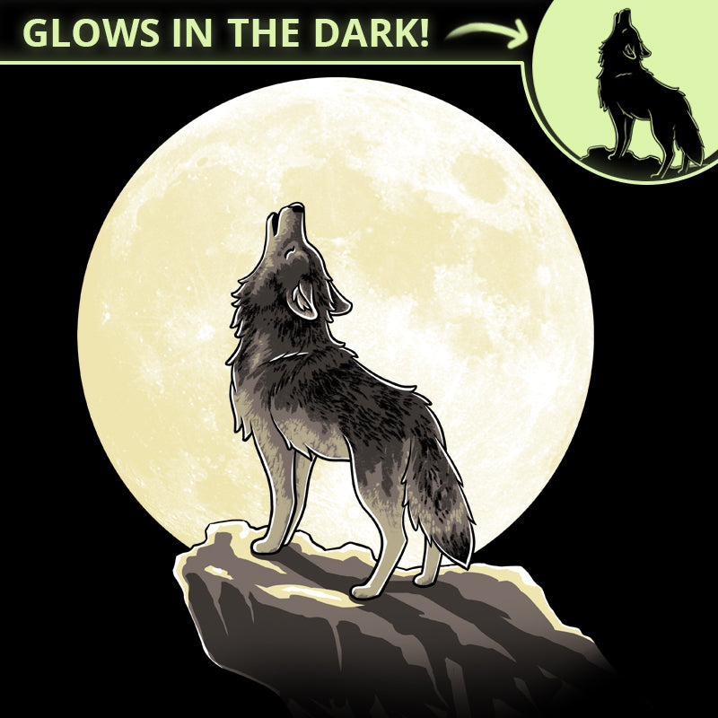 Howl At The Moon T-Shirt TeeTurtle