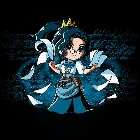 Writing Royalty T-Shirt TeeTurtle