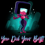 You Did Your Best T-Shirt Steven Universe TeeTurtle