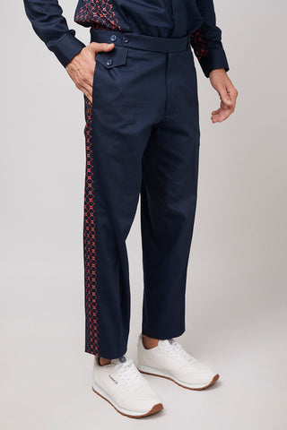 Yugen Pleated Pants