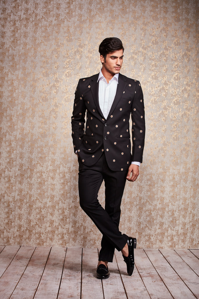 Stars of Persia Two Piece Suit