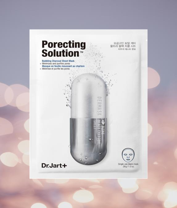Porecting Solution Mask