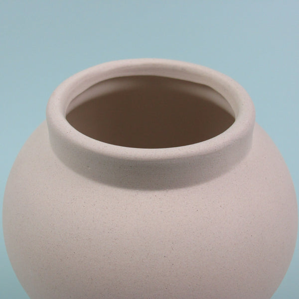 Nordic Ceramic Neutral Vase