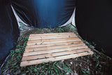 Bamboo Mat for Outdoor Shower