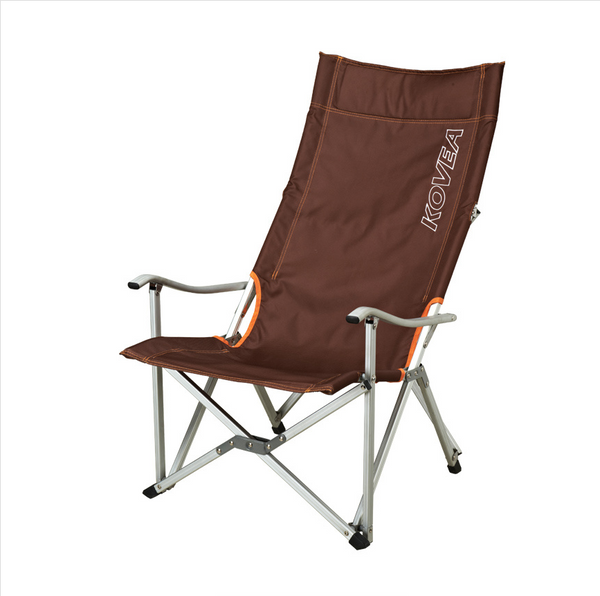 Kovea Field Relax Low Long Chair Brown