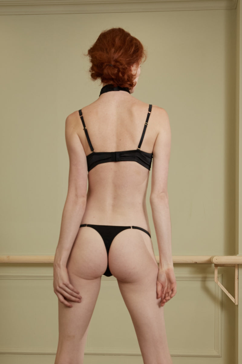 Double Entrendre Vintage Thong