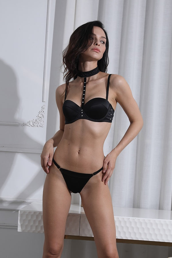 Entrendre Black g-string