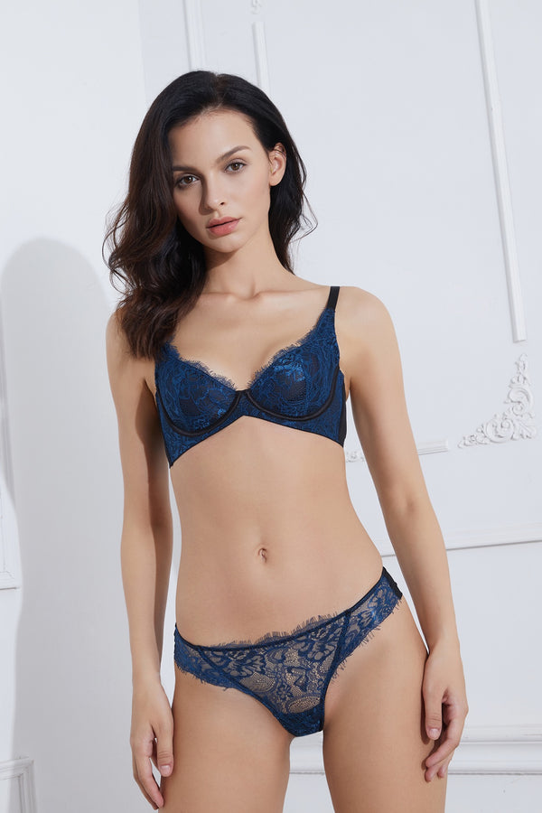 Theatre royale Lace underwire Bra