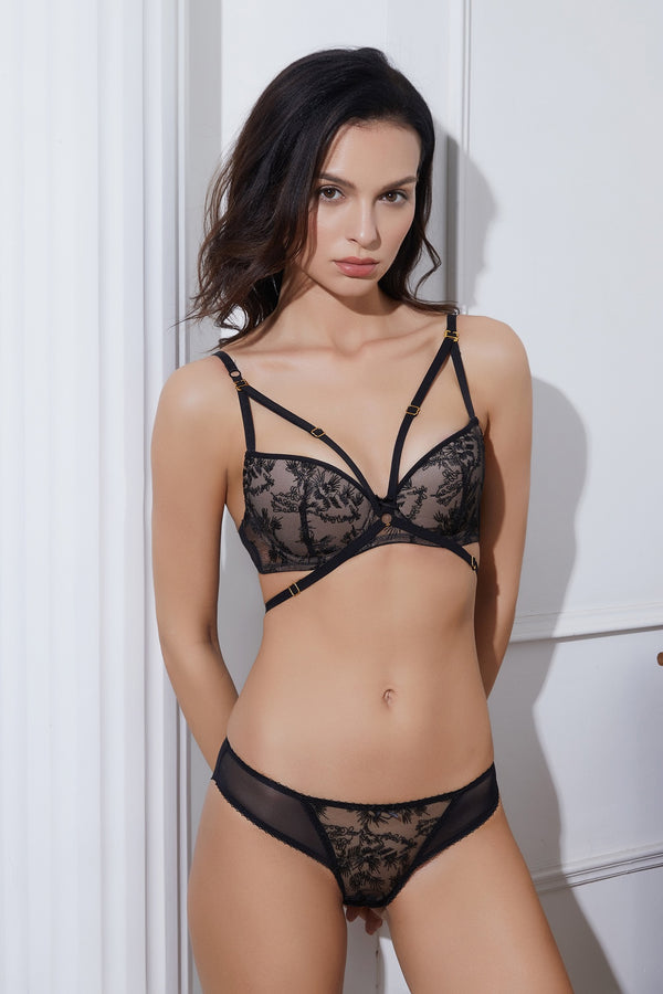 Farrah black full Brief