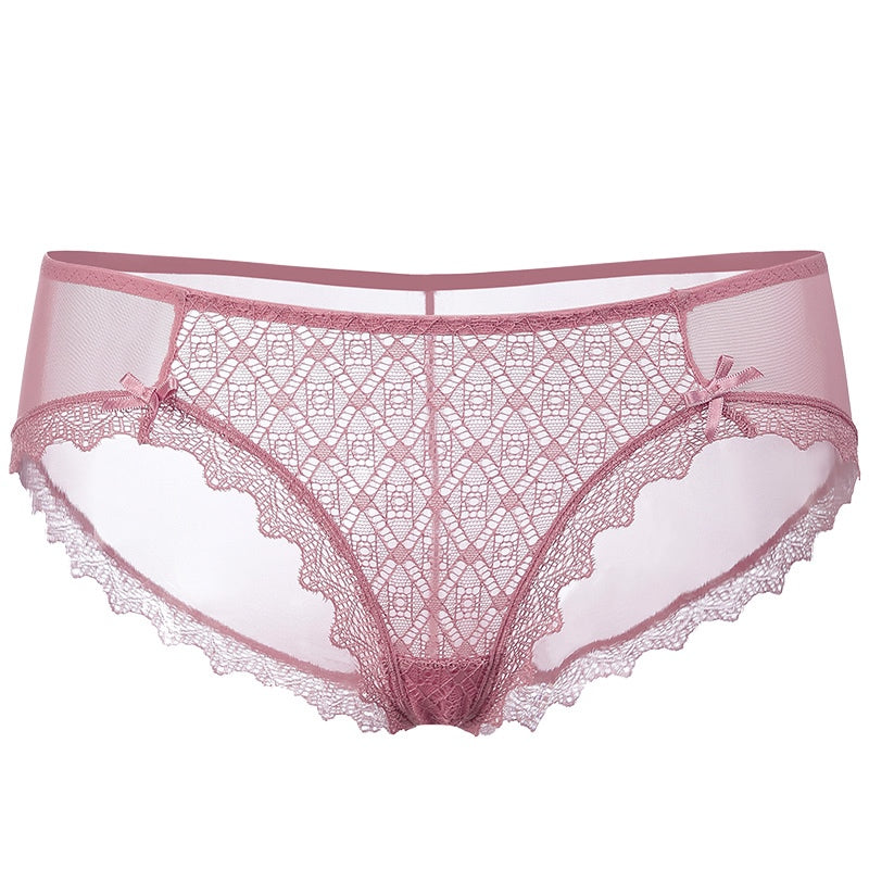 Romana pink full brief