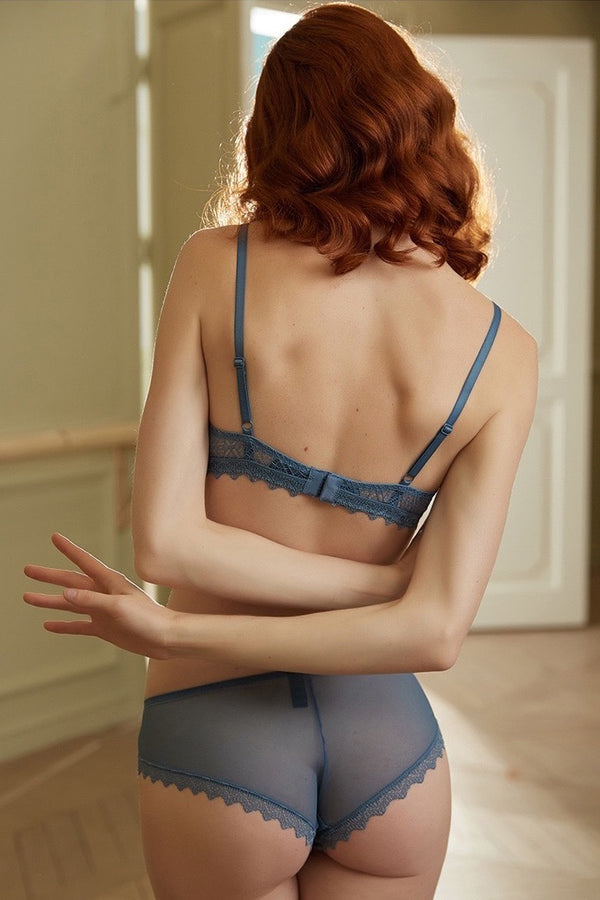 Rustica Romana Brief Blue