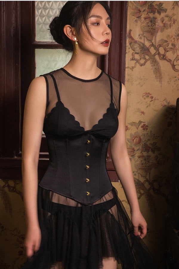 Beguiled beauty Corset