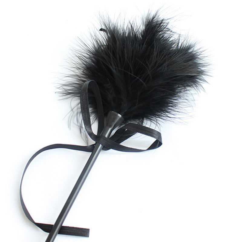 Feather tickled Whip Playwear Accessories