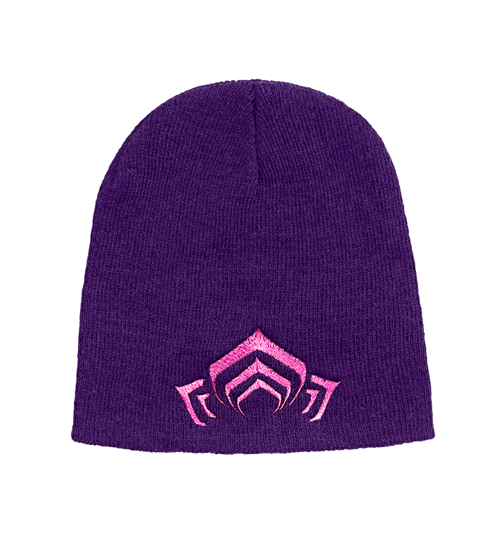 e39ad317311 Lotus Beanie 2.0-FINAL SALE – The Official Warframe Store