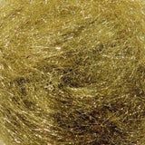 Angelina Gold Metallic Fiber - Sparkling Glitter Light Reflective Luminescent Highlighting Fiber