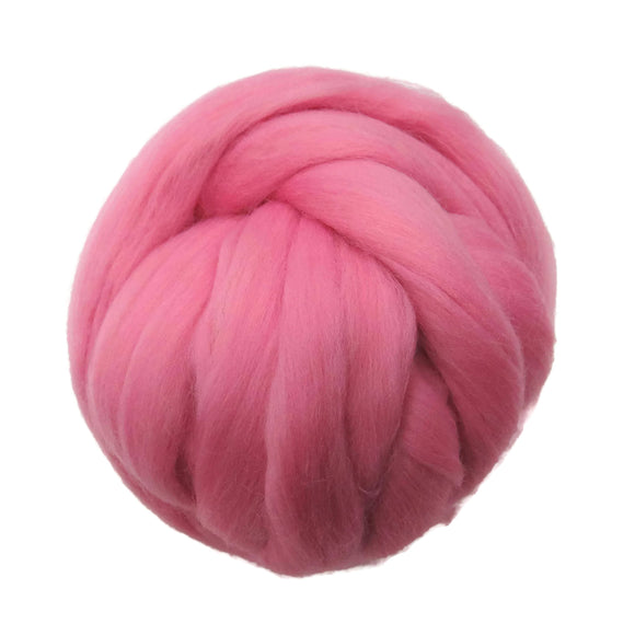 SALE! 21.5mic Merino Wool Roving , Color: Fashionista