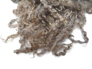 Prime Kid Mohair wool locks hand picked and seperated,   RM-8   (SM-BOX)