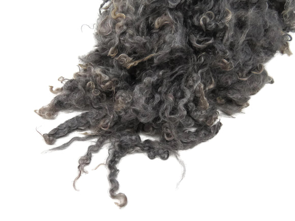 2oz Prime Kid Mohair wool locks hand picked and seperated,   LS-4