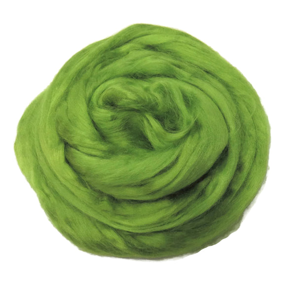 Viscose Fiber for felting ,spinning, paper making and art batts . color: Caipirinah