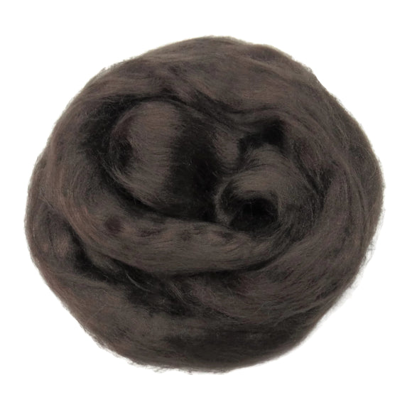 Viscose Fiber for felting ,spinning, paper making and art batts . color: Beaver