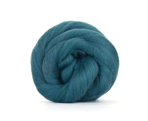 SALE! Superfine Merino 64s Wool Roving , Color: Duck's Egg