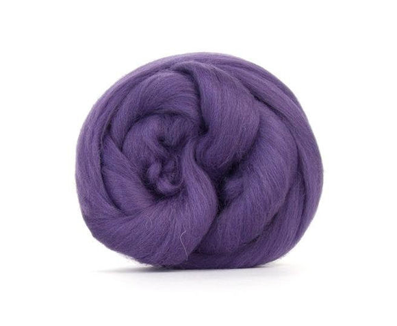 SALE! Superfine Merino 64s Wool Roving , Color: Heather