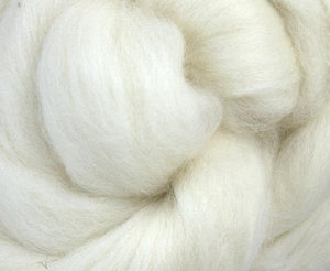 100% Pure Cashmere Premium Natural Undyed  , color: Natural White